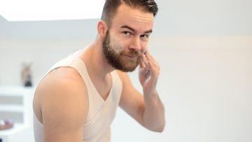 Männerhaut braucht spezielle Pflege